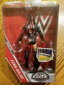 WWE ELITE SERIES 46 DEMON FINN BALOR NXT W/ EXCLUSIVE DIORAMA DISPLAY 2016 MISB