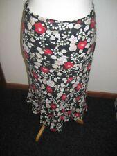 Laura Ashley Calf Length Regular Floral Skirts for Women