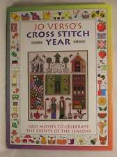 Jo Verso's Cross Stitch Year, Verso, Jo, Excellent Book