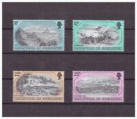 Guernsey - Alte Stiche MiNr. 241 - 244, 1982** MNH