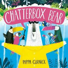 Chatterbox Bear, Curnick, Pippa, Used Excellent Book