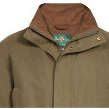 Berwick Mens Waterproof Shooting Coat - Shooting Fit Olive - XX-Large