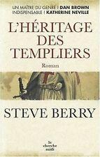 L'Héritage des Templiers von Steve Berry | Buch | Zustand gut