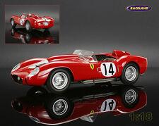 Ferrari 250 TR winner Le Mans 24H 1958 Gendebien/Hill, BBR Models 1/18th, NEW