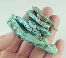 303Ct Natural Sleeping Beauty Turquoise Material Rough Specimen YSTa1131
