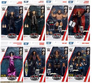 WWE Figures - Elite Series 65 - Mattel - Brand New - Boxed
