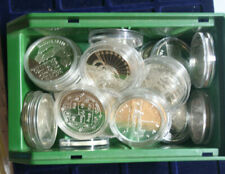 LOT 1 Kg Silber Münzen Welt meist PP-Proof in Kapseln Investmentpaket #F3545-4