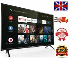 *New TCL Smart Android TV 32 Inch HD Ready, Google Assistant & 5 Year Warranty!