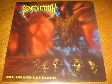 Benediction-The grand leveller LP,Nuclear Blast Germany 1991,OIS,megarar,top!!!!