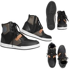 Motorcycle Motorbike Short Boots Sneakers CE Certified Touring Casual Road