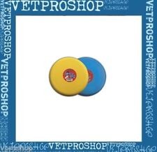 Van Ness Plastic Dog Frisbee 9inch TWO PACK - Mixed Colours