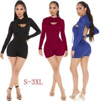 Women Sexy Slim Mini Dress Lady Bodycon Nightclub Backless Ball Gown Dresses