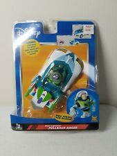 Disney Toy Story Buzz Lightyear Pullback Racer New Factory Sealed 2000