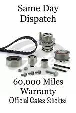 GATES KP25649XS-1 Timing Cam Belt Kit + Water Pump 1.6 2.0 Tdi Diesel AUDI VW