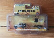 GREENLIGHT HITCH & TOW SERIES 8 MICHONNE'S JEEP WRANGLER YJ & UTE TRAILER (A+/A+