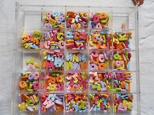 Buchstabenknopf Knöpfe Buchstaben zum Annähen