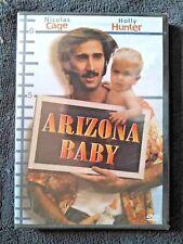 ARIZONA BABY (Nicolas CAGE, Hunter - COEN). CULT DVD! NUEVO & SELLADO! COMBINE!