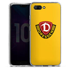 Huawei Honor 10 Silikon Hülle Case - Dynamo Gelb