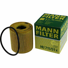 Original MANN-FILTER Ölfilter Oelfilter HU 711/51 x Oil Filter