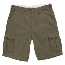 Vans TREMAIN Boys Youth 100% Cotton Cargo Shorts Size 26/12 Grape Leaf NEW