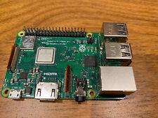 Raspberry Pi 3 Model B+ Motherboard 1GB RAM Quad Core 64bit CPU 1.2GHz WiFi...