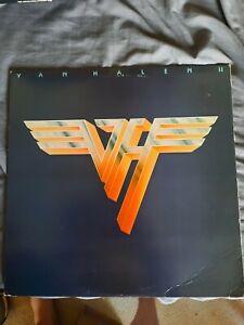 Van Halen II Club Edition Vinyl 1979