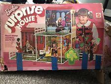 Mattel 1972 Barbie Surprise House Vintage With Box