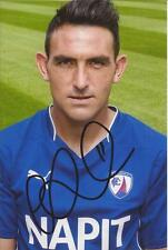 CHESTERFIELD * GARY ROBERTS SIGNED 6x4 PORTRAIT PHOTO+COA