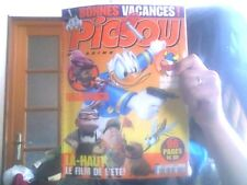 Picsou Magazine numero 450 juillet 2009