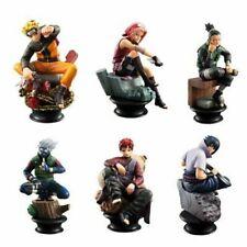 6x Naruto Action Figuren Anime Sammler Uzumaki Hinata Madara Spielzeug Weihnacht