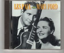 (HQ433) The Best of Les Paul & Mary Ford, The Capitol Years - 1988 CD
