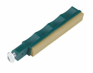 Lansky Medium Grit Hone Knife Sharpening Stone, 280 Grit, Green, USA NEW #S0280