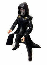 """Marvel Legends DR DOOM Movie Costume 6"""" toy action figure, removable mask"""