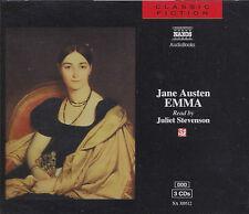 [AUDIO BOOK] 3CD: EMMA: JANE AUSTEN: READER JULIET STEVENSON