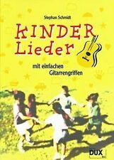 Kinderlieder mit einfachen Gitarrengriffen von Schmidt, ... | Buch | Zustand gut