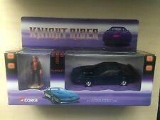 Collectable Rare Corgi CC05601 Knight Rider KITT Pontiac David Hasselhoff Signed