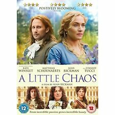 A Little Chaos [DVD, 2014] Kate Winslet
