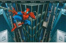 Spiderman Wallpaper Wall Mural 10.5 Ft Wide X 6 Ft High Sure Strip BZ9122M