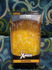 "Marvel Legends Hasbro 6"" Scale 1:12 Deadpool Juggernaut Series* Box Only *no..."