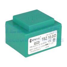 1pcs  Trasformatore incapsulato 10VA 400VAC 12V Montaggio PCB IP00