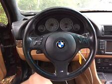 BMW e39 m5 steering wheel oem