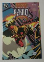 Batman Sword of Azrael #1 1992 DC Comics VF/NM