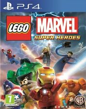 LEGO Marvel Super Heroes - PS4 📥