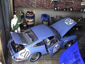 CMC 1:18 Porsche 901 Dirty Race Hero Einzelstück!!! Mit Styropor Signiert