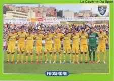 612 squadra team italia Frosinone calcio sticker calciatori 2015 panini