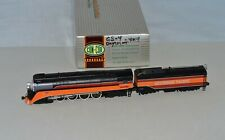 N Scale Con-Cor GS4 4-8-4 Southern Pacific Daylight 4449 Locomotive & Tender