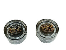 Lot of 2 Maybelline Color Tattoo Metal Eyeshadow 100 Dramatic Black 24 hour