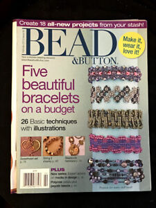 Bead and Button Magazine Back Issues