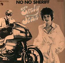 "EMLY STAR - NO NO SHERIF   7"" SINGLE (F1064)"