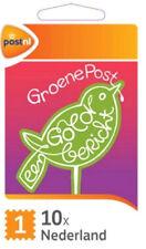 2011 Groene post  postfris of gestempeld uw keuze!